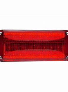 Whelen Low Profile Light Bar Whelen Tal85 8 Led Lamp Traffic Advisor 5mm Low Profile