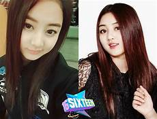 global on quot before after 11 jihyo sixteen