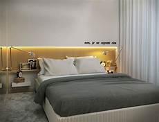 Schlafzimmer Indirekte Beleuchtung by Indirekte Beleuchtung Led Kleines Schlafzimmer Wandpaneel