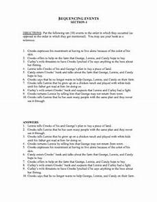 Mice And Men Essay Questions Of Mice And Men Essay Questions And Answers Uni Writing