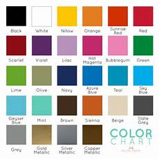 Mab Paint Color Chart Color Chart Amp Samples Dee Cal Frenzy Wall Decor