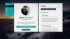 Personal Resume Website Example Now S The Time To Create Your Personal Website For 2018
