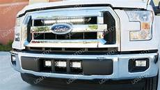 2015 F150 Light Bar Install 20 Quot 54w High Power Led Light Bar For 2015 Up Ford F 150