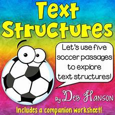 Informational Powerpoint Informational Text Structures Powerpoint By Deb Hanson Tpt