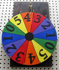 Diy Prize Wheel Carnival Auction Fundraiser How I Made A Prize Wheel