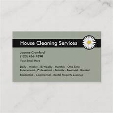 Business Cards For Cleaning Services Professional Cleaning Services Business Card Zazzle Com