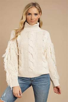 knit sweaters grey sweater fringe sweater grey cable knit turtleneck