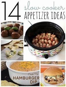 appetizers crockpot 14 crockpot appetizer recipes cleverly simple