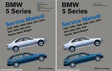 B503 Bentley Service Amp Repair Manual E39 Bmw 5 Series