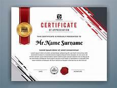 Professional Award Certificate Multipurpose Modern Professional Certificate Template