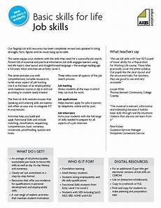 Job Skills Worksheets A Selection Of 5 Worksheets From Axis Education S Job