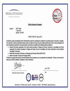 Product Performance Certificate Format Certificate Of Satisfactory Performance Sample Forms