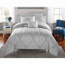leaf medal bed in a bag bedding set xl mainstays