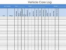 Vehicle Service Log Vehicle Maintenance Log Pdf Http Www Lonewolf Software