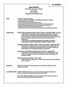 Samples Of Career Portfolios Sample Portfolio By Kate Rybicki At Coroflot Com
