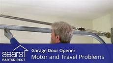 Garage Door Light Blinking Won T Open Garage Door Won T Move Motor And Travel Troubleshooting