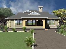four bedroom bungalow house plans in kenya hpd consult