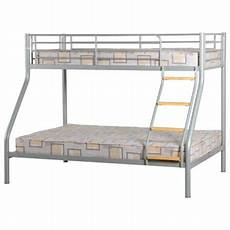 toby sleeper bunk bed in silver furniture123