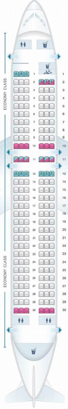 Iberia 2622 Seating Chart Seat Map Iberia Airbus A320 Seatmaestro