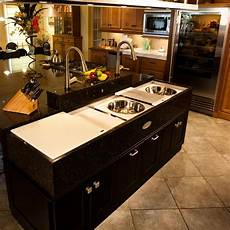 kitchen islands with stoves the possibilities of storage kitchen islands with