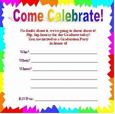 Create Free Invitations Online To Print Party Free Party Invitation Templates Comely Party
