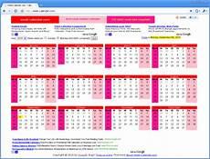 Week Calander Excellent Weekly Calendar Extreme Business Intelligence