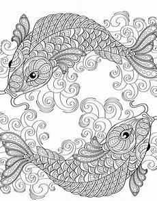 Ausmalbilder Fische Mandala Ausmalbilder Erwachsene Blumen 1ausmalbilder