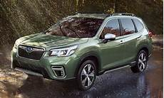 2019 Subaru Forester Design by 2019 Subaru Forester Arrives With Tons Of Features