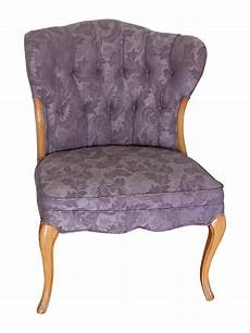 purple accent chairs vintage style purple accent chair chairish