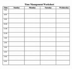 Free Printable Time Management Template Time Log Template 14 Download Documents In Pdf Word