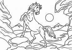 ausmalbilder weihnachten pferde ausmalbilder