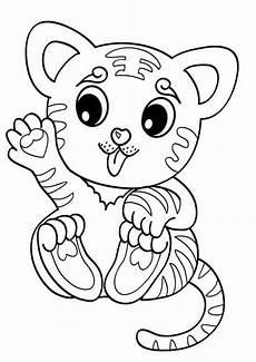 ausmalbilder tiger 34 ausmalbilder tiere