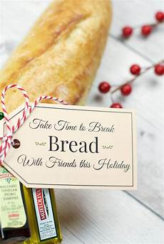 Gift Ideas Bread Gift Idea For The Holidays Squared