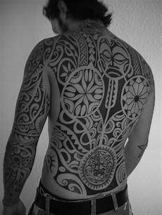 Tribal Back Designs For Men Full Back Polynesian Tribal Tattoos For Men Tattooshunt Com