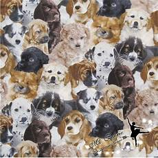 fabric crafts for dogs 110 50cm 1pc fabric 100 cotton fabric patchwork puppy
