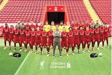 Liverpool Team Wallpaper 2018 by Liverpool Fc Squad 2018 19 Lfc Globe
