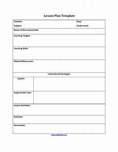 Cps Lesson Plan Template Lesson Plan Template