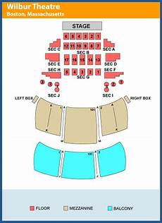 Wilbur Theater Seating Chart Ticketmaster Doug Stanhope Wilbur Theatre Tickets April 06 2017 At 7