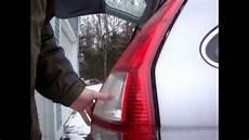 2012 Honda Crv Interior Light Bulb Replacement Honda Cr V Light Bulb Replacement 2007 2012 Youtube