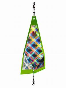 Voltarc Neon Chart Neon Chartreuse Plaid Flashmaster Fishing Lures