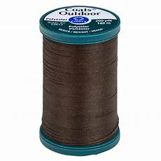 coats and clark outdoor living polyester thread 073650773808