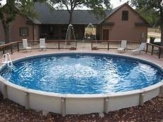 Above Ground Swimming Pool Designs Best Above Ground Swimming Pools Design On Vine