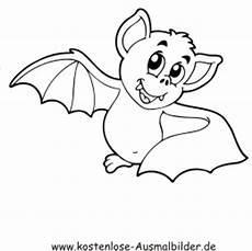 Fledermaus Ausmalbild Kostenlos Gratis Ausmalbilder Fledermaus Free Ausmalbilder