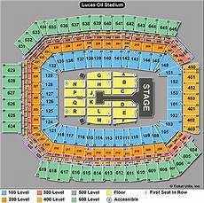 Lucas Oil Seating Chart Lucas Oil Stadium Tickets Colts Home Game Tickets Amp More