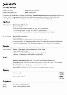 Job Resume Template Word 25 Resume Templates For Microsoft Word Free Download