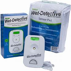 bed pad alarm system detective from stop