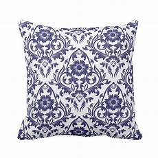 Colorful Accent Pillows For Sofa Png Image by Blue Floral Traditional Pattern Throw Pillow Jomazzle