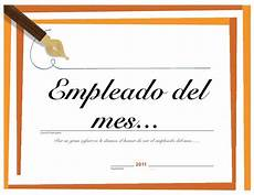 Formato Reconocimiento Empleado Del Mes Diploma06