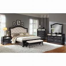 marilyn king bed american signature furniture