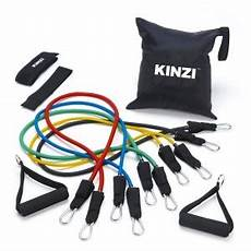 Pull Up Band Assistance Chart Top 10 Best Resistance Bands In 2020 Review